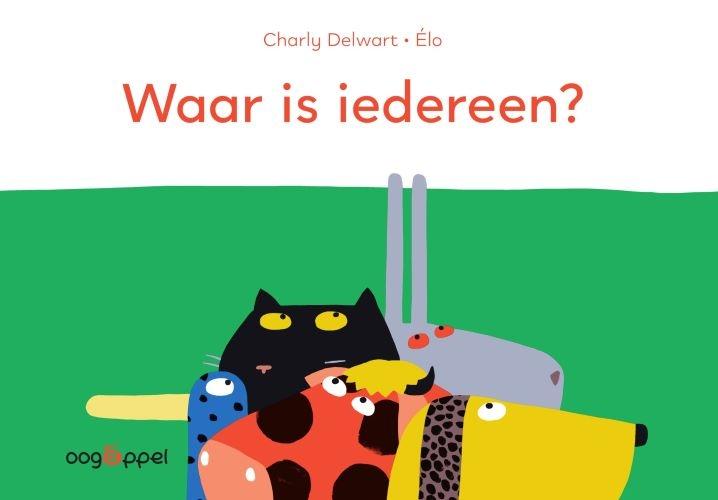 Charly Delwart, Elo,Waar is iedereen ?