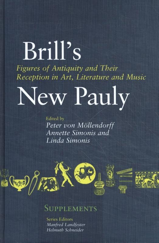 ,Figures of Antiquity and their Reception in Art, Literature and Music