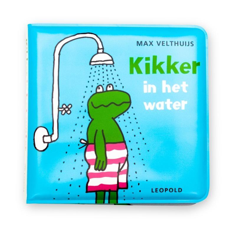 Max Velthuijs,Kikker in het water