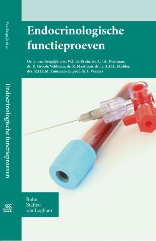 L. van Bergeijk, W.I. de Bruin, C.J.A. Doelman, R. Groote Veldman, R. Maatman, A.H.L. Mulder, I. Vermes, R.H.F.M. Tummers,Endocrinologische functieproeven
