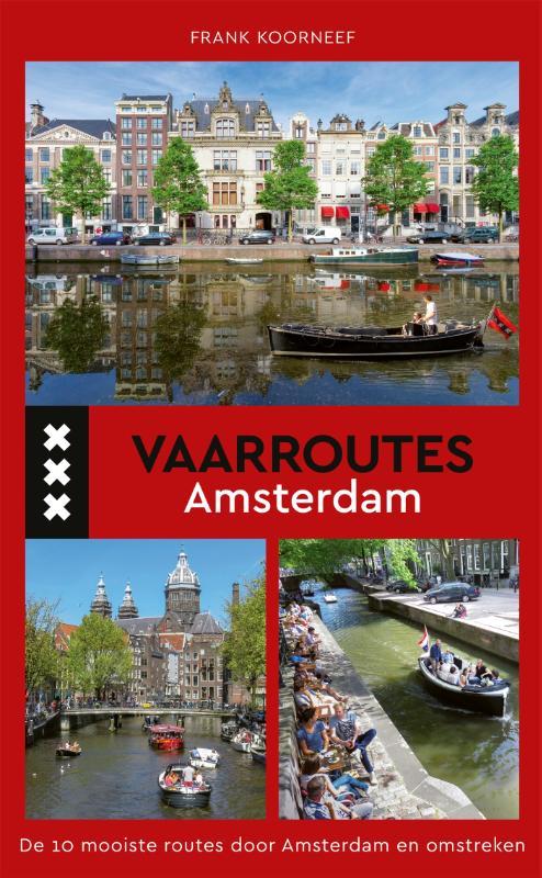 Frank Koorneef,Vaarroutes Amsterdam