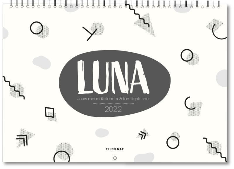 Alfredo Silva, Ellen Mae,Luna Familieplanner 2022