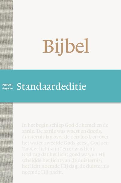 NBG,Bijbel NBV21 Standaardeditie