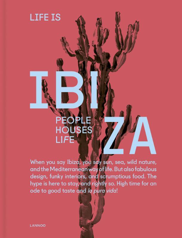 Anne Poelmans,Life is Ibiza