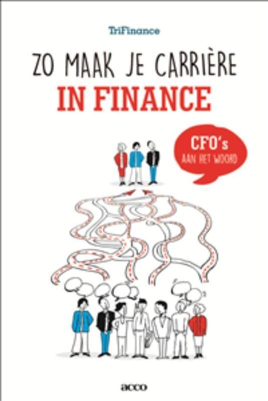 Trifinance,Zo maak je carrière in finance