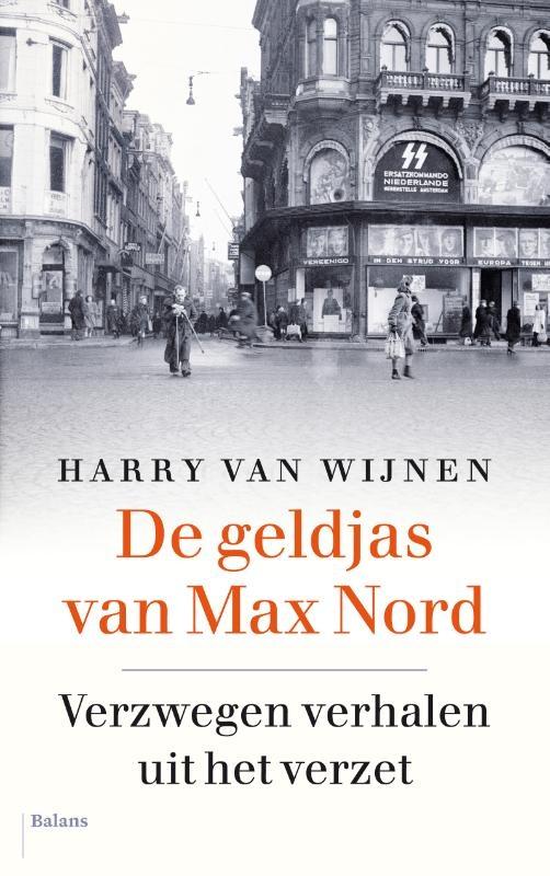 Harry van Wijnen,De geldjas van Max Nord