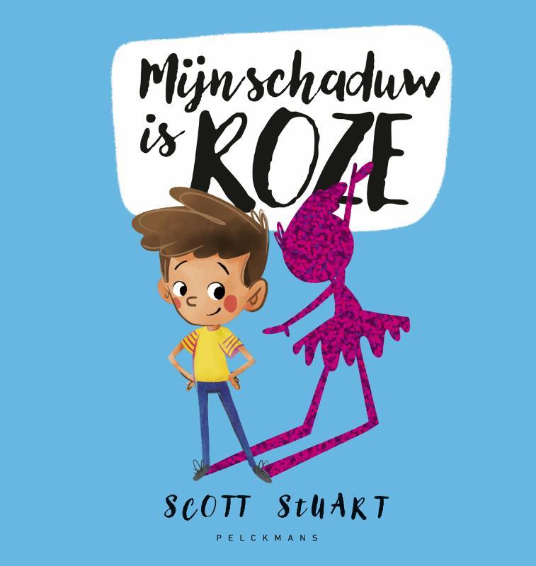Scott Stuart,Mijn schaduw is roze