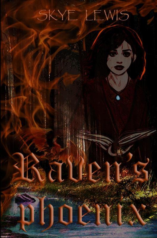 Skye Lewis,Raven`s Phoenix