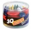 ,Magneet Oic kleuren en maten assorti