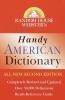 Random House,Random House Webster's Handy American Dictionary, Second Edition