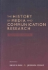 ,The History of Media and Communication Research