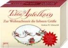 Schmachtl, Andreas H.,Tilda Apfelkern - Zur Weihnachtszeit die liebsten Grüße