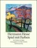 Hesse, Hermann,   Michels, Volker,Spiel mit den Farben