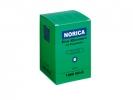 ,paperclips Norica 32mm verzinkt met kogeleind doos a 1000   stuks