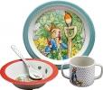 ,Peter Rabbit ontbijtset 4-delig (3x in doos)