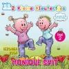 ,<b>2 Kleine Kleutertjes deel 2, Monicue en Jan Smit CD + Boek</b>
