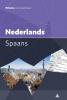 Vosters,Prisma woordenboek Nederlands-Spaans