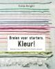 <b>Erika  Knight</b>,Breien voor starters Kleur!