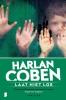 Harlan  Coben,Laat niet los