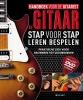 De gitaar - Handboek voor de gitarist + dvd,stap voor stap leren bespelen - Praktische gids voor beginners tot gevorderden