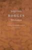 Jorge Luis  Borges,De essays