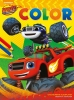 ,<b>Blaze and The Monster Machines Color</b>