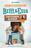 Joke  Reijnders,Paardenpraat tv Britt en Esra - Ponyvriendin in gevaar