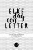 ,Elke dag een letter