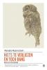 Renate  Rubinstein,Niets te verliezen en toch bang