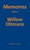 Willem  Oltmans,Memoires Willem Oltmans Memoires 1987-A