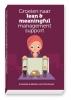 Annemarie de Martines-van Schoonhoven,Groeien naar lean en meaningful management support