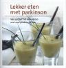 Gerrit Jan  Bos Heleen  Dicke,Lekker eten met Parkinson