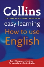 Collins Dictionaries Easy Learning How to Use English