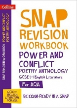 Collins GCSE Power & Conflict Poetry Anthology Workbook: New GCSE Grade 9-1 English Literature AQA