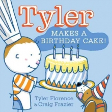 Florence, Tyler Tyler Makes a Birthday Cake!