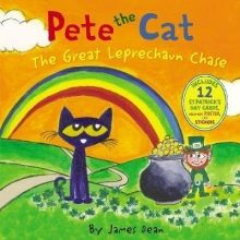 James Dean Pete the Cat: The Great Leprechaun Chase