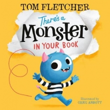 Fletcher, Tom There`s a Monster in Your Book
