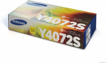 , Tonercartridge Samsung CLT-Y4072S geel
