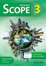 Scope: Level 3. Workbook with Online Practice (Pack)