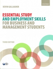Kevin Gallagher Essential Study and Employment Skills for Business and Management Students