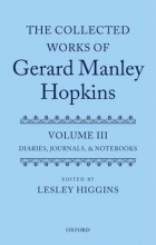 Hopkins, Gerard Manley The Collected Works of Gerard Manley Hopkins