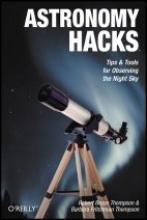 Dr. Robert Thompson,   Barbara Fritchman Thompson Astronomy Hacks
