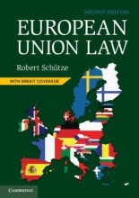 Robert (University of Durham) Schutze European Union Law