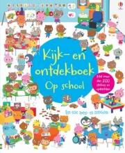 Kijk en ontdekboek op school