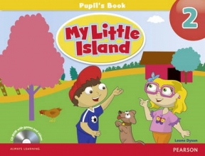 Dyson, Leone My Little Island Level 2 Student`s Book and CD ROM Pack