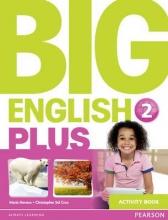 Herrera, Mario Big English Plus 2 Activity Book