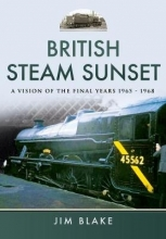 Jim Blake British Steam Sunset