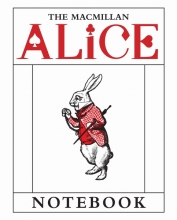 Carroll, Lewis Macmillan Alice: White Rabbit Notebook