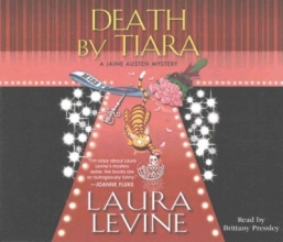 Levine, Laura Death by Tiara
