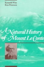 Kenneth Wise Natural History Mount Le Conte